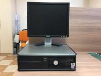 Zestaw DELL komputer z monitorem (130-11)