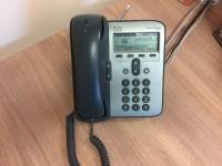 Używany telefon stacjonarny Cisco (130-12)